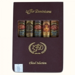 La Flor Dominicana Chisel Selection Sampler
